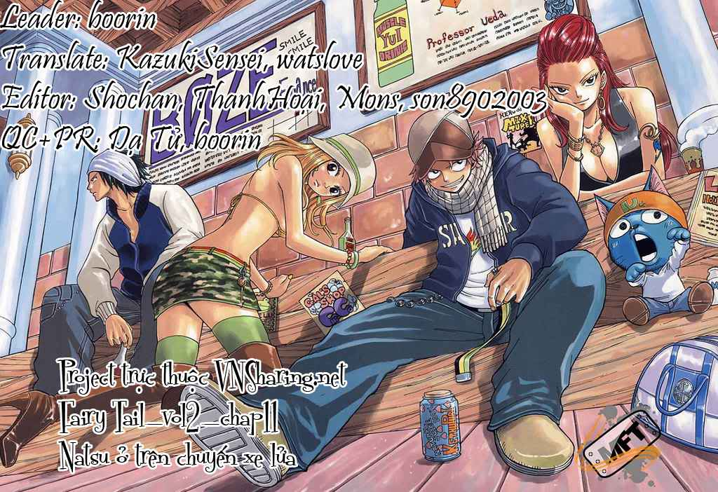 Fairy Tail chap 11 page 21 - IZTruyenTranh.com