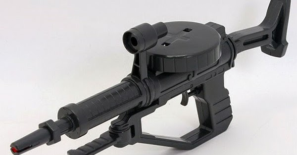 machine gun water gun