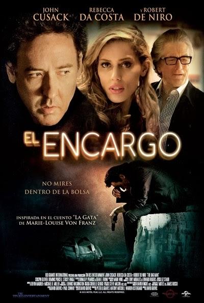 Pelicula El Encargo Online imagen