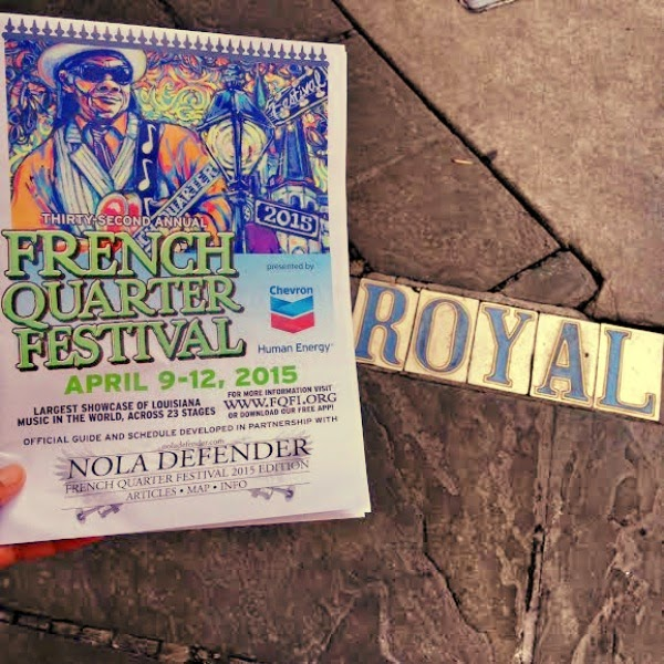 2015 French Quarter Festival Cubes Music Lineup
