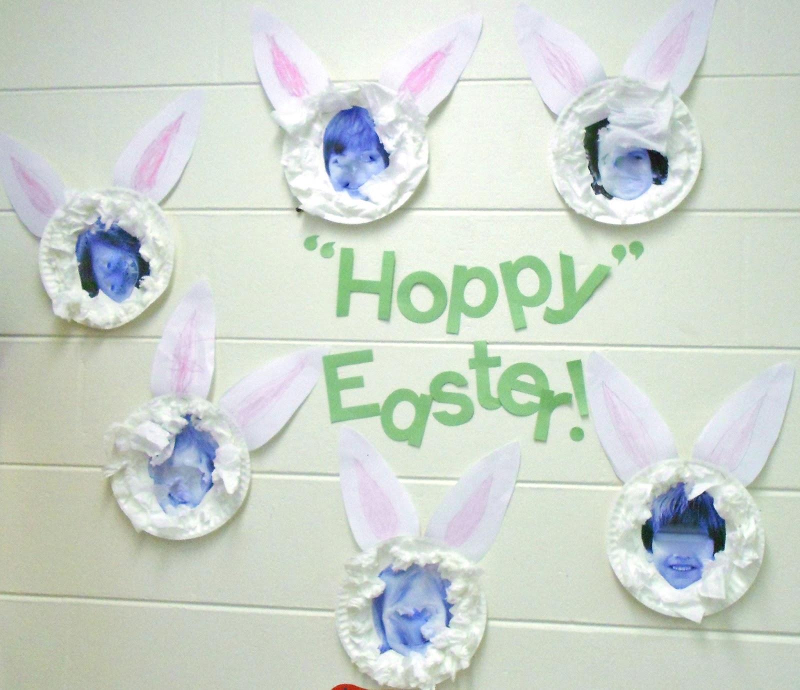 Princesses, Pies, & Preschool Pizzazz: Easter Displays for Children