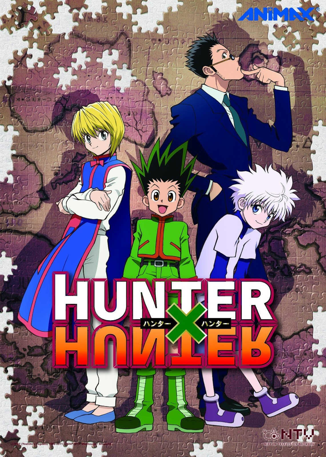 Hunter x Hunter: 1999 series (anime) - February, March ...