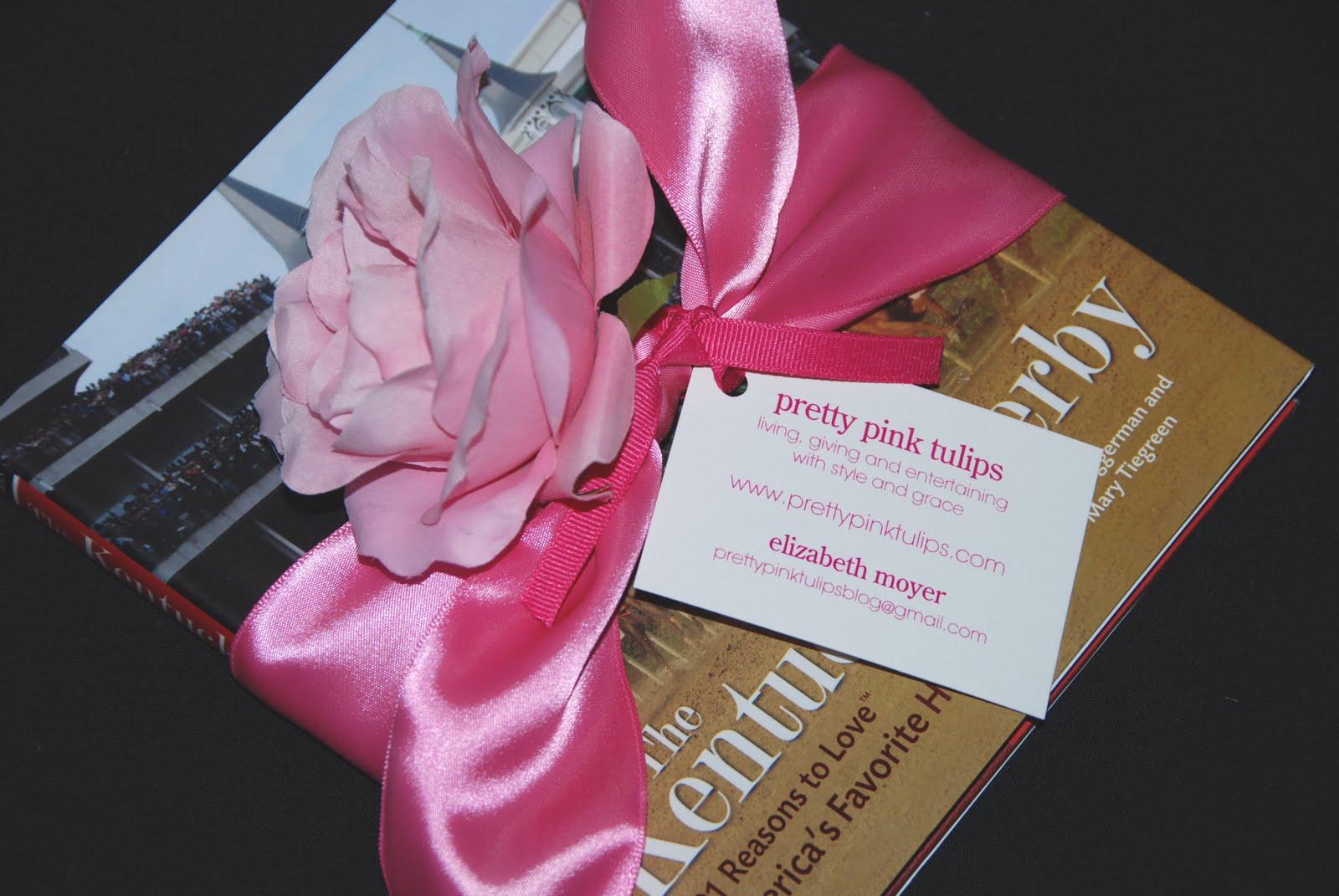 Pretty Pink Ribbon Ribbon And a Pink Rose