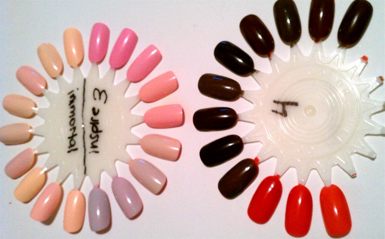 You Want Wet Paint Nails The Nail Polish Exchange