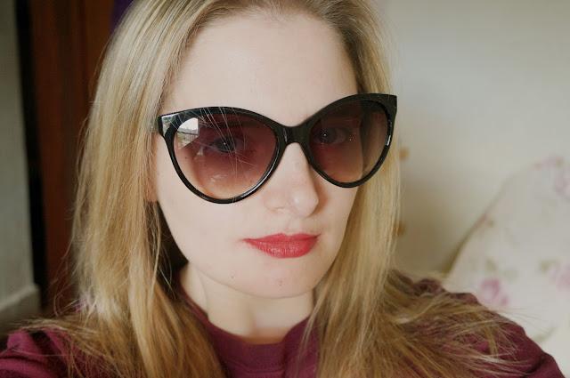 Quay Australia Sunglasses I love Lucy