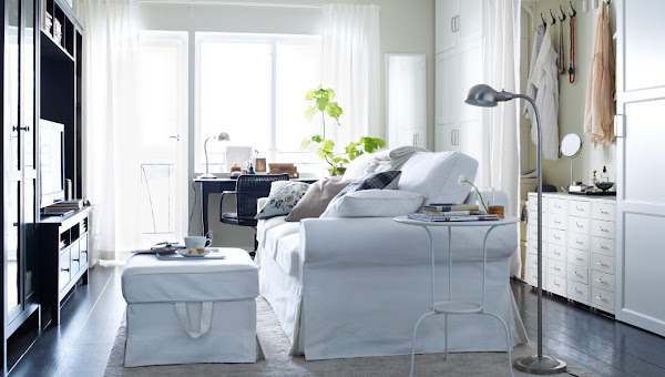 Decorar Salon Ikea ~ salones ikea  facilisimo com