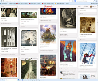 link to Will Terry's Pinterest boards