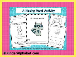 Preschool Back To School Worksheets http://www.teachingblogaddict.com ...