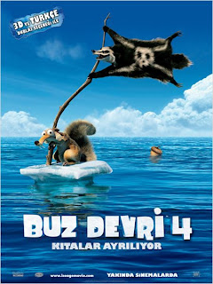 Buz Devri 4 Ktalar Ayrlyor Full izle