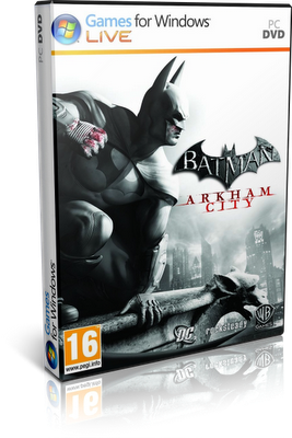 Batman: Arkham City Multilenguaje (Español) (PC GAME)