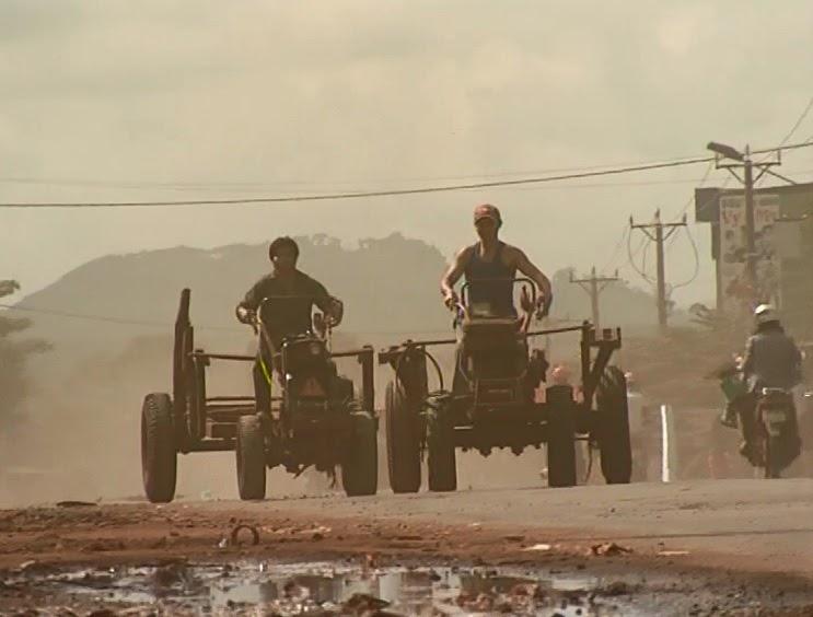 Gia Lai: Khó khăn trong vấn đề quản lý, xử lý xe công nông