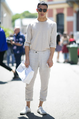 Model Baju Artis Korea Pria 2016
