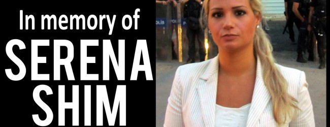 One Year After Murder Of Journalist Who Had Revealed ISIS-Turkey-US Link, MSM, WH Silent [Video] - In Memory of Serena Shim