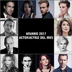 Encuesta actor/actriz del año
