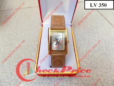 đồng hồ đeo tay dây da