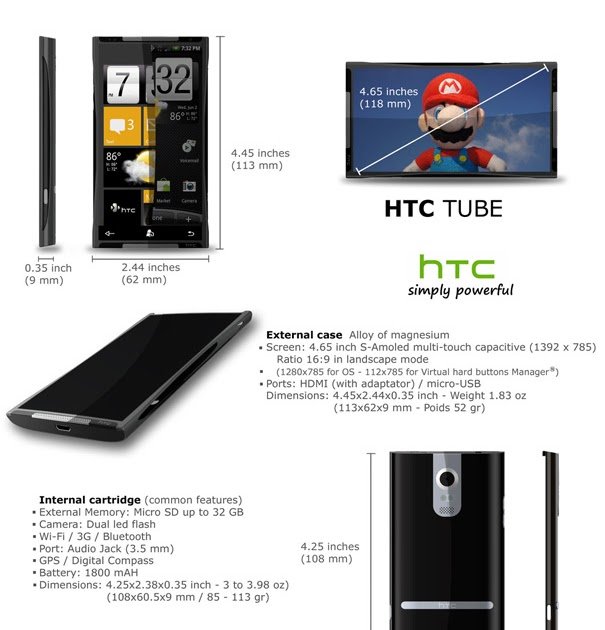 htc mobile apps