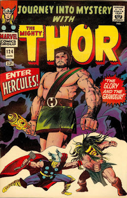 Journey into Mystery #124, Thor, Hercules