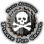 Nature Hike, E-Publishing, Music, Spirits, Pirates, Kingfish and Art - This Weekend in St. Augustine 14  piratepublogo St. Francis Inn St. Augustine Bed and Breakfast