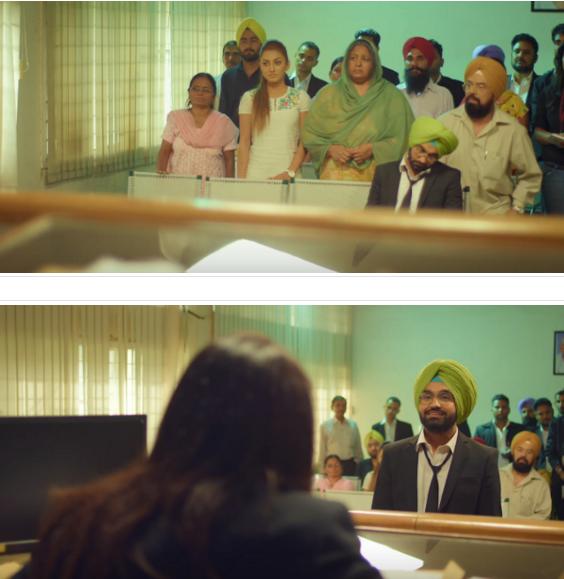 Judge Singh LLB (2015) Punjabi Movie DVDscr 700mb HD