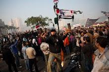 مغالطات: اللواء مختار الملا يقول:إن المحتجين في ميدان التحرير  لا يمثلون كل الشعب المصري