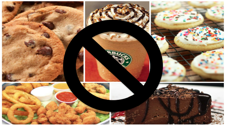 how to resist temptation to eat food