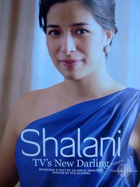 Shalani Soledad photos