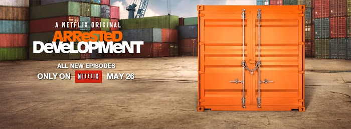 Arrested Development - Season 4 - Release date + posters