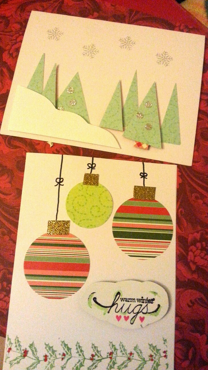 Waving My Wand: Christmas cards and Girl Scouts
