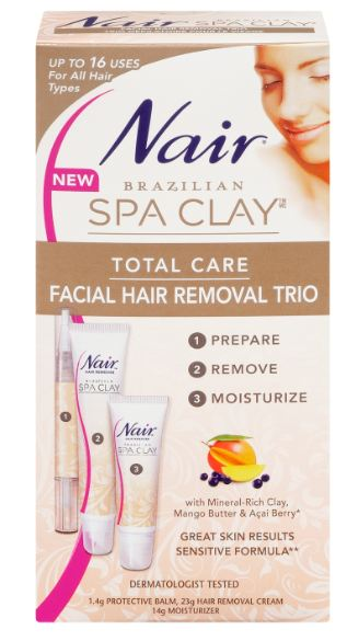 Nair Precision Hair Removal Cream Instructions
