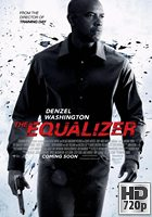 The Equalizer (2014) BRrip 720p Latino-Ingles