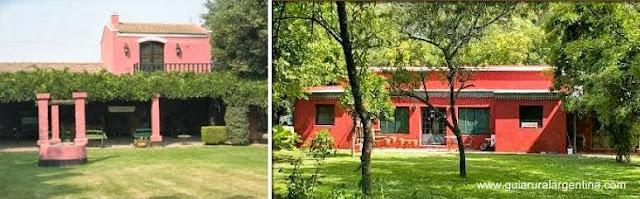 Dos casas de campo en la provincia de Buenos Aires, Argentina