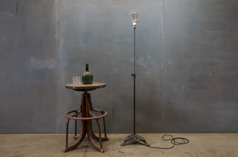 My one desire industrial lamp for Art e decoration rivista