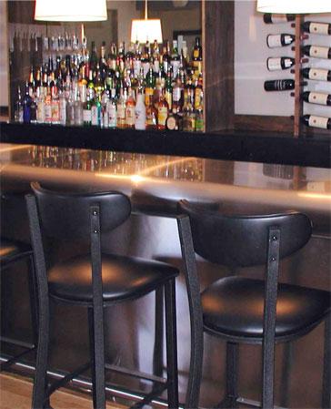 rose wood furniture bar countertop ideas