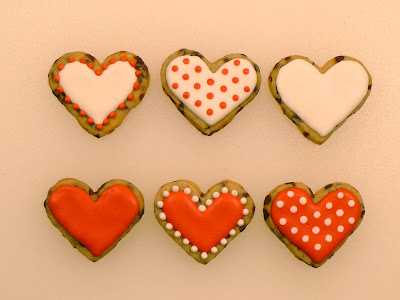 Heart Cookies by Nina's Show & Tell