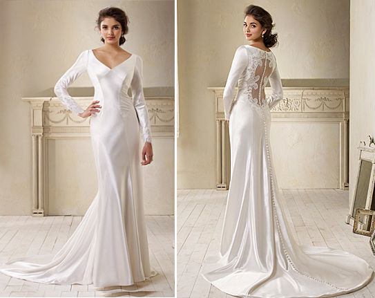 """Twilight"" Wedding Dress Hits Stores"