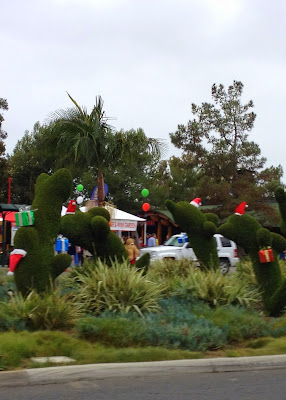 Corona del Mar Christmas Walk 2012