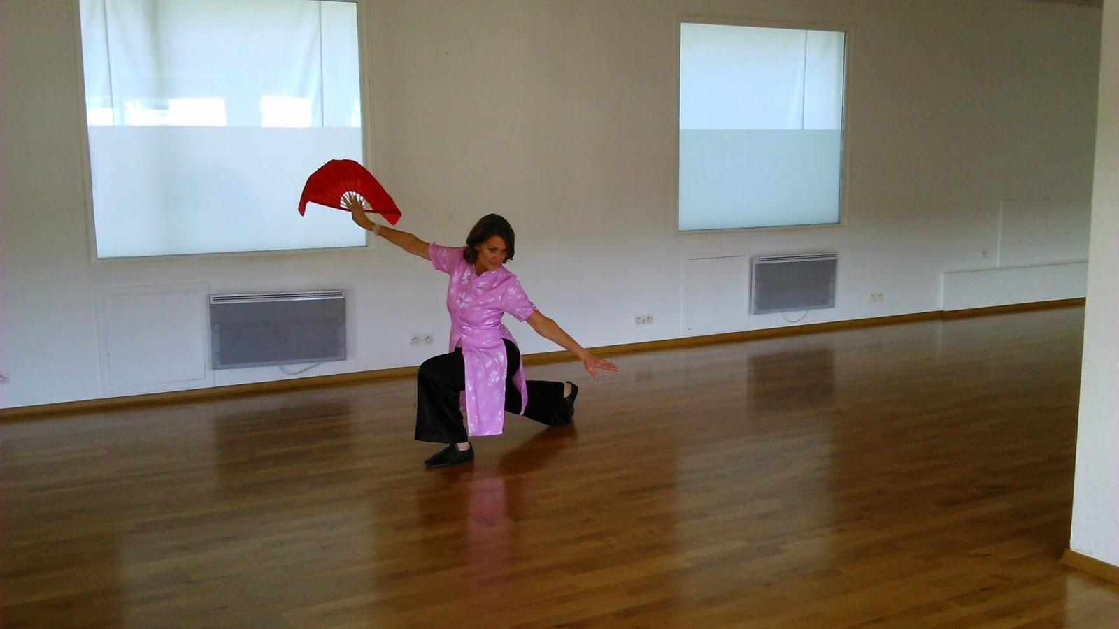 Mulan Quan avec Marie-Gabrielle Dunoyer