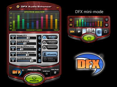 DFX Audio Enhancer 11.400 Full Patch [LATEST]