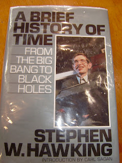 stephen hawking a brief history of time book review