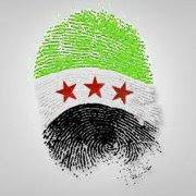 النشيد السوري الجديد برفقة علم الاستقلال