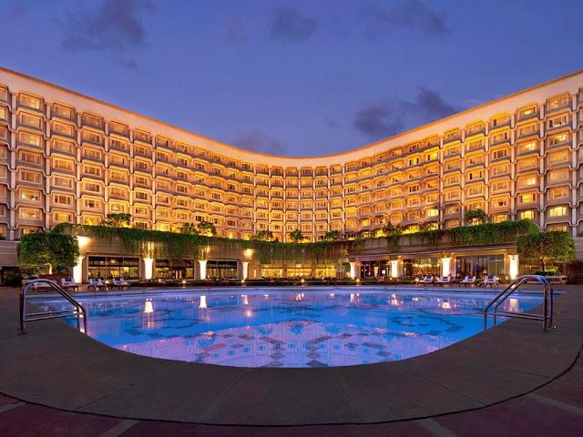 Taj palace Hotel, New Delhi India