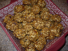 Oatmeal-Orange-Walnut Cookies