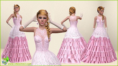 Wedding Dresses and Jewelry by Vita Sims Lilydress_2
