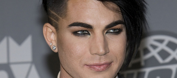 BRENT EVERETT BLOG: Adam Lambert on why he wanted to be an openly gay celeb