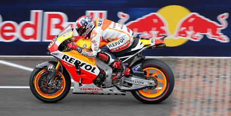 Start Seru, Marquez Menangi MotoGP Indianapolis