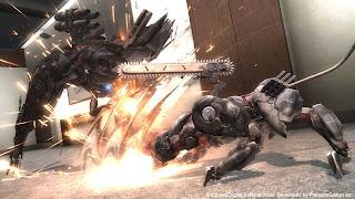 metal gear rising revengeance blade wolf dlc screen 3 Metal Gear Rising: Revengeance   Blade Wolf DLC Japanese Release Date & Screenshots