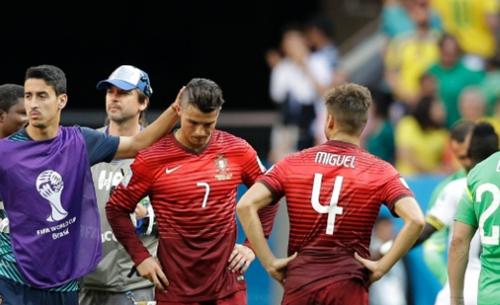 Cristiano Ronaldo Copa do Mundo 2014