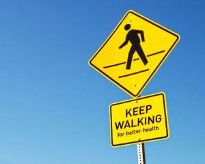 8 Jenis Penyakit Yang Boleh Sembuh Dengan Berjalan Kaki