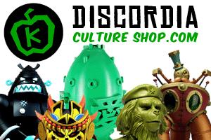 Discordia Culture Shop