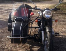 Kan. 2006 with sidecar